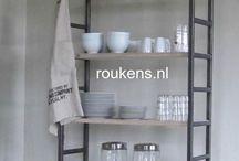 Industrial Style / Wohnideen im industriellen Stil