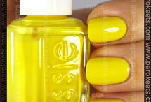Nail Polish/Nail Art Wish List. / by Carolina Garcia