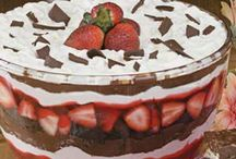 desserts / by Lisa Douglass