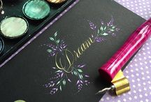 kaligrafie