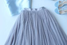 TULLE SKIRTS FOR ROBSIE / Making Robs look fabulous!