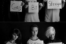 Bisexuality / by Eclecticsoul