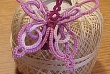 Needle tatting