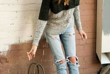 Street style - casual smart