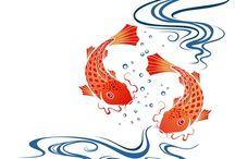 Koi fish / by abby marie
