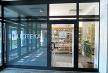 Biblioteka Budownictwa i Architektury / Filia Biblioteki PŁ na W6 - Wydziale Budownictwa, Architektury i Inżynierii Środowiska