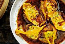 Dumplings, Eggrolls, Wontons Etc... To Try (Meat)