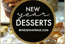 New Years Eve Recipes