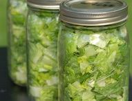 Storing veggies