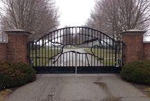 Beautiful Entrance Gates