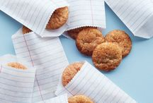 Recipes Cookies / by Erin Locklear