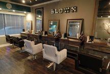 BLOWN Salon Design & Decor / Salon Design and Decor Ideas -  Salon Furniture and Equipment from SalonSmart