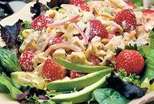 Salads / by Joyce Rice