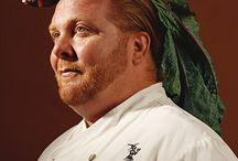 Celebrity Chefs / by Coralie* Oliveira