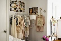 small pretty closet