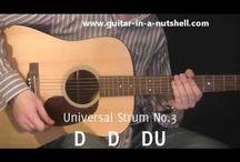 strum gitaarmuziek
