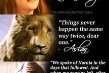 Reyes y Reinas de Narnia