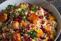 Fall/Winter salads