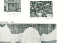 Jardin des Merveilles (2) / Revue Architecture-Août 1959