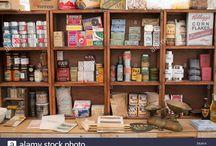 WW2 Grocers & Shops
