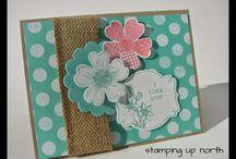 Stampin Up! Flower Shop Bundle