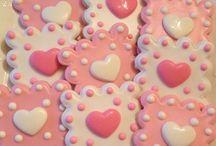 Şeker hamurlu kurabiyeler