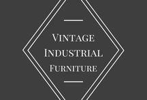 Vintage Industrial Design Inspiration