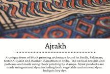 interesting techniques we offer / ajrakh, khadi, batik,ikat, jamdani, block print, kantha,indigo and many more