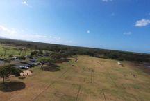 Drone  ドローン撮影 / Drone footage over Hawaii sky. ドローンを使ったハワイでの空撮をお届けします!