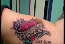 tattoo id's honor mom