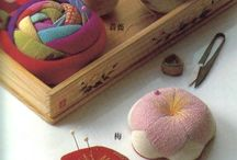 Pin Cushions / by Lisa Orth