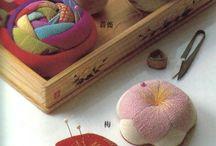 Quilts - Pin Cushions