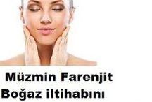 faranjit ve boğaz ağrısı