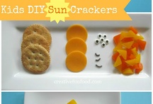 DIY fun food kids