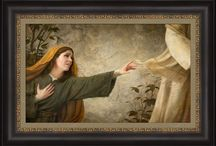 Silent Sermons - 'Faith' / Images that teach - Faith