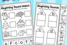 FREE phonic worksheets