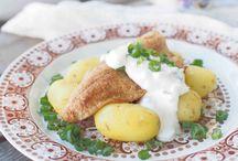Kalaruuat/Fish dishes