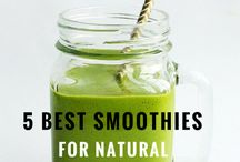 Hair growth tips smoothies