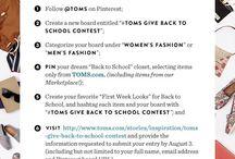 #TOMSgivebacktoschoolcontest