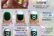 Nail art / Casual