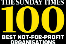#1 Not-For-Profit Organisation to Work For! / How we came #1 in The Sunday Times 100 Best Not-For-Profit Organisations to Work For