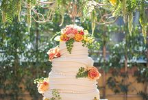Floral Cake Decoration