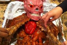 Halloween banquet