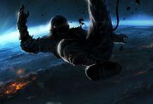 SPACE / by Francisco Moreno