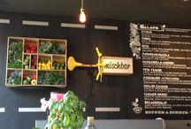 MISCHBAR / Salads, Soups, Currys, Juices, Smoothies, Coffee, Design, Great Stuff