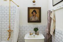 Bathroom / by Kristine Halsey