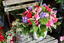 Arreglos florales / by Mari Carmen Ariza
