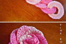 Crochets / Virkkausohjeita