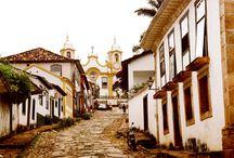 Cidades históricas / Algumas cidades históricas pelo Brasil