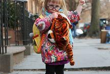 STREET STYLE | スナップ KIDS